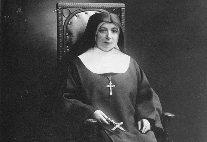 Beata Maria Karłowska, fotografata intorno al 1930 – Foto: Riproduzione