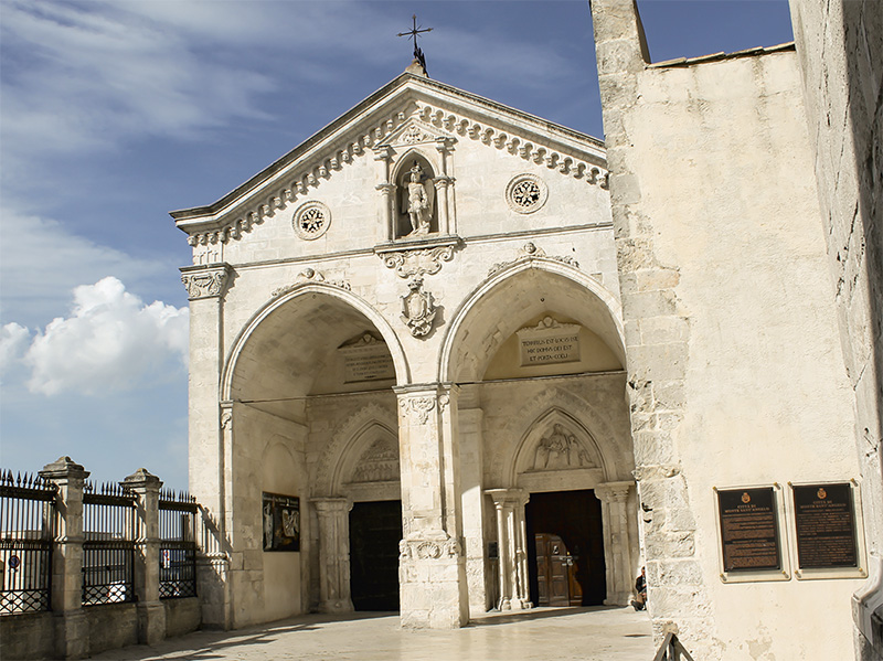 The Shrine Of Monte Gargano Heralds Of The Gospel Magazine