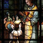 Blessed Imelda Lambertini – Our Lady of Consolation Church, Ohio – Photo: François Boulay