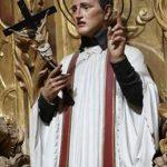 St. Francis de Geronimo – Church of St. Vincent, Huesca (Spain)  Photo: Francisco Lecaros