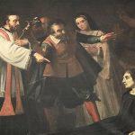 St. Francis de Geronimo he cadaver of a woman to declare her eternal condemnation – St. Francis Church, Porto de Santa Maria (Spain) – Photo: Francisco Lecaros