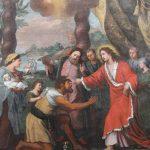 Miracle of St. Pantaleon, by Jaques Carrey – Church of St. Pantaleon -Troyes, Franca. Photo: Francisco Lecaros
