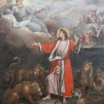 Martyrdom of St. Pantaleon, by Jaques Carrey – Church of St. Pantaleon -Troyes, France. Photo: Francisco Lecaros