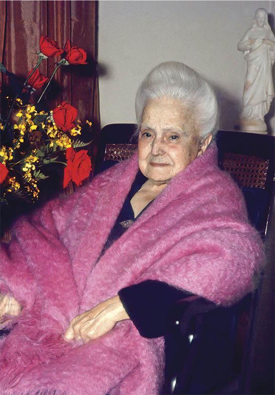 Doña Lucilia Corrêa de Oliveira